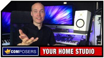 Home Music Studio Setup (Complete Guide)