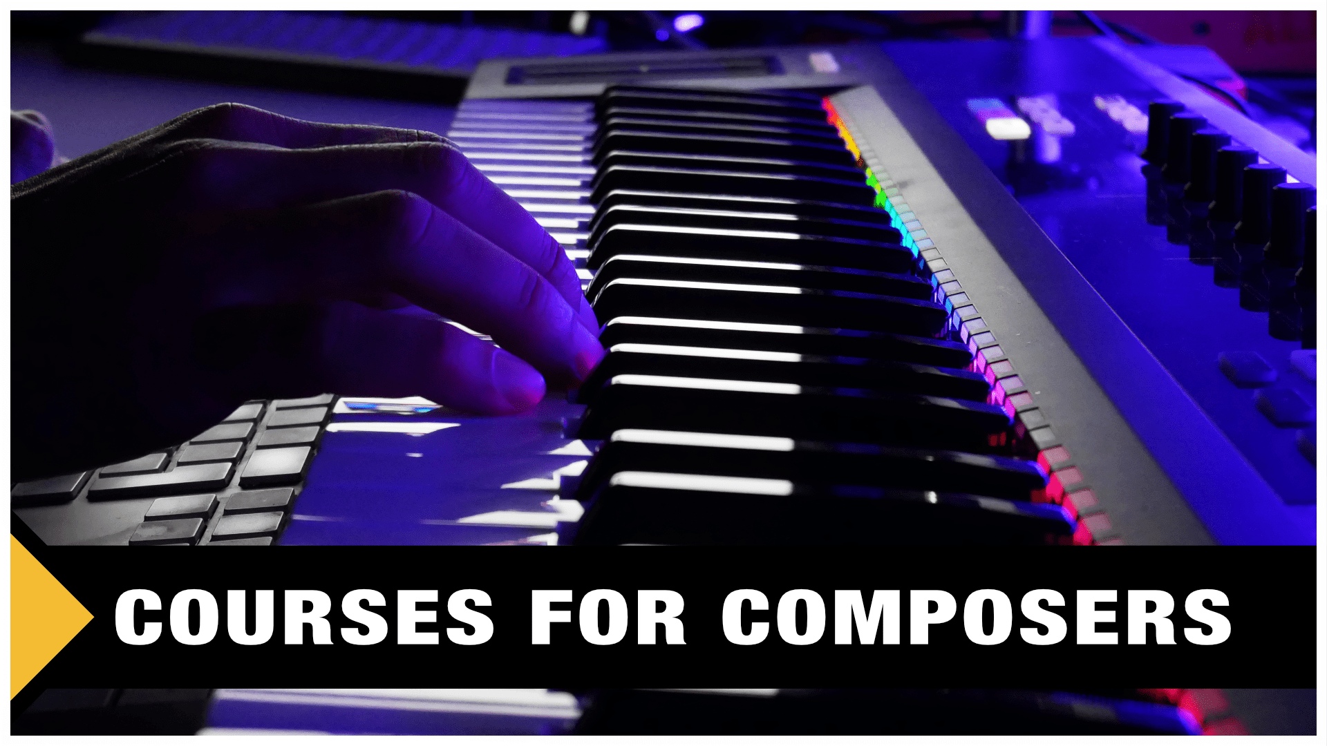Music Courses for Composers