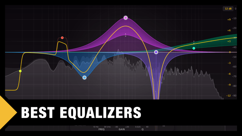 Best Equalizer (EQ) VST Plugins