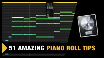 51 AMAZING Piano Roll Tips in Logic Pro X