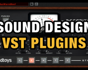 Sound Design VST Plugins