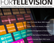 Compose Music for TV and Media