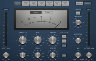 Compressor Audio FX