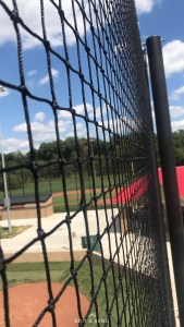 Baseball Backstop Nets