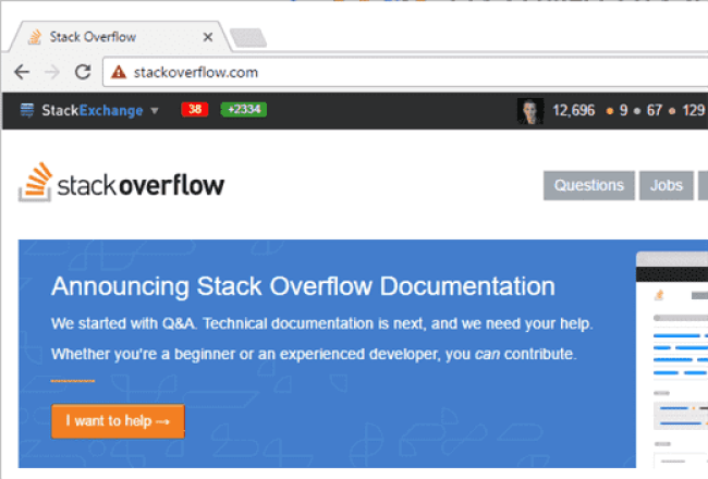 stack-overflow