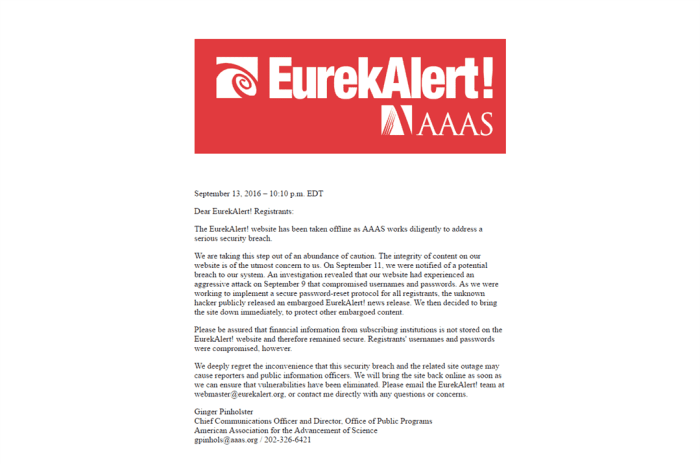 eurekalert-shuts-down-website-following-serious-security-breach-508302-3