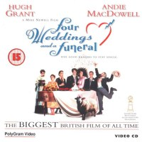 """Four Weddings and a Funeral: """"Is it still raining? I hadn't noticed"""" Quote Off Extravaganza!"""