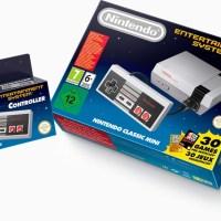 Nintendo Classic Mini: The Glorious NES Returns to your TV!