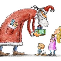 Exclusive Santa Column: It's Getting Crazy for the Clauses!