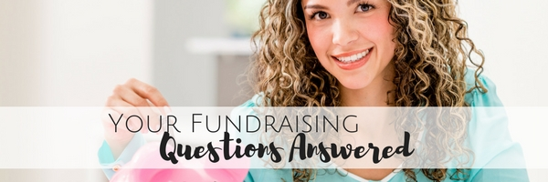 Your Fundraising Questions Answered