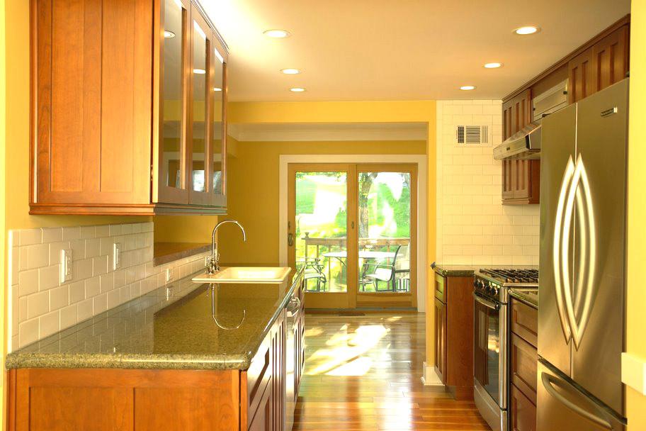 Williamsburg kitchen