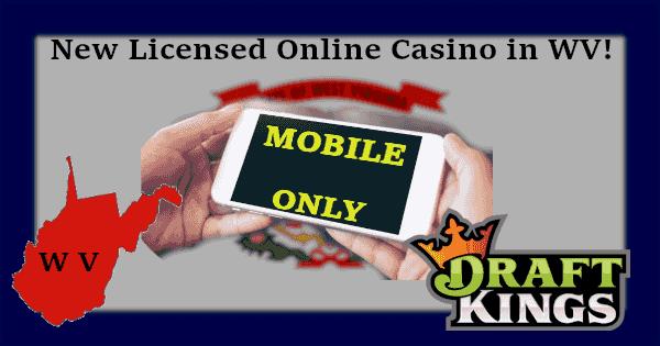 WV Online Casino Debut