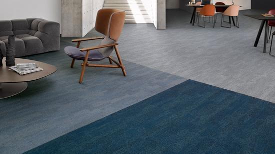 recyclable desso marvel carpet tile