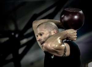 Performing The Kettlebell Halo