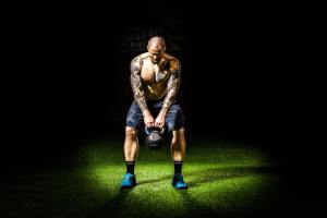 Kettlebell Swing To Build Core Strength