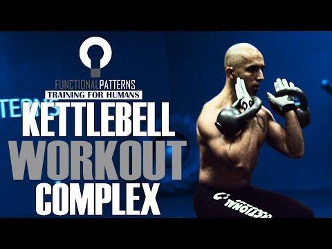 Good Kettlebell Workout Complicated