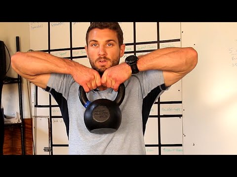 3 Awesome Kettlebell Workout Hacks! RizKnows – Salvage In Shape & Attach Muscle