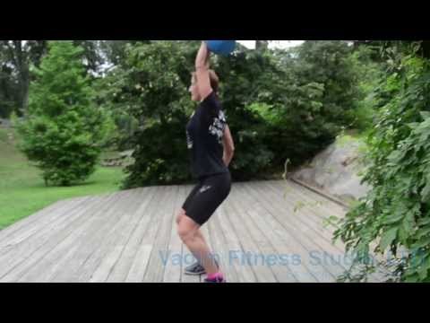 Learn to reach Kettlebell Lovely and Jerk by Vadim Successfully being Studio