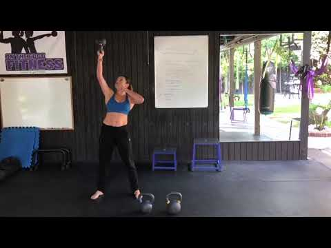 Kettlebell Whisper 3 Minute Beatdown – Elephantine Loss and Strength