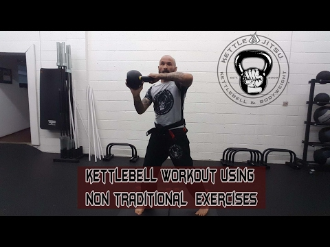 Kettlebell Workout for MMA/BJJ/Fitness utilizing Sports activities Explicit Exercises