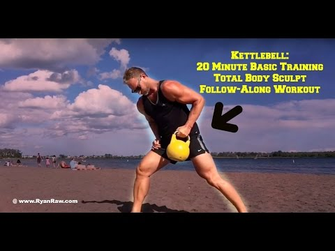 Kettlebell Frequent Practicing Workout For Total Body Sculpting