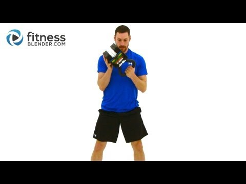 Kettlebell HIIT Workout – Health Blender HIIT Kettlebell Coaching