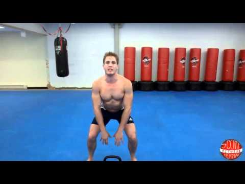 How To: Kettlebell High-Pull