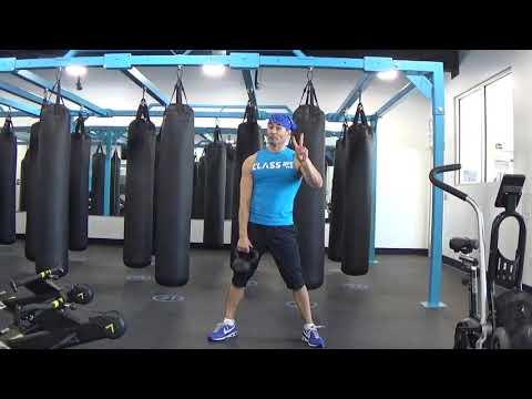 Epi. 247: Mercurial H.I.I.T Kettlebell Workout/Rep Leaner & Stronger at CLASS UFC Jacksonville, FL.