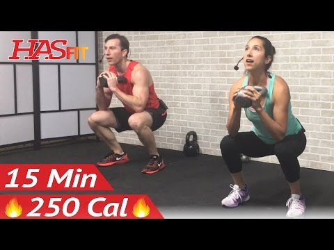 15 Min Kettlebell Exercise – Kettlebell Exercises for Fat Loss & Strength Working in direction of Exercises Males Ladies folk