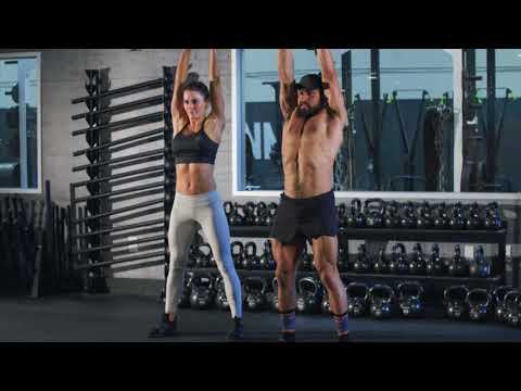 Tri 'N Bi Kettlebell Exercise with Primal Swoledier & Jena Mays | Onnit Academy | Kettlebell Circulation