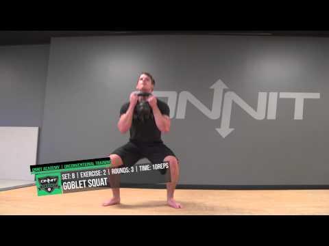 Chubby Body Beginner Kettlebell Workout