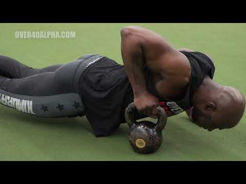 Kettlebell Circuit for Plump Loss Over 40 (The usage of One KB)