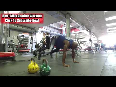 Kettlebell Body weight Workout (Beefy Loss, Muscle Relate and Cardio)