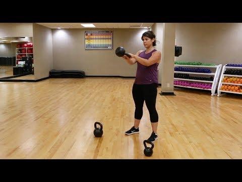 The Three Bears Workout: Kettlebell Swing