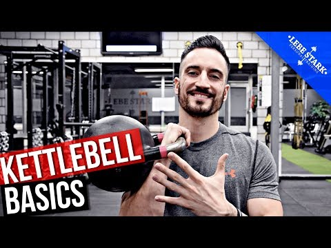TOP 5 Übungen für die Kettlebell – [OHNE FITNESSSTUDIO]