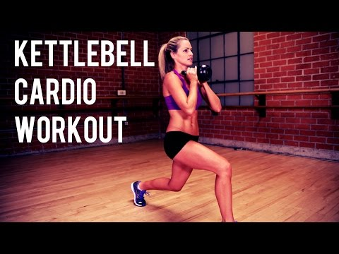 12 Minute Kettlebell Cardio Mumble  For Rotund Burning