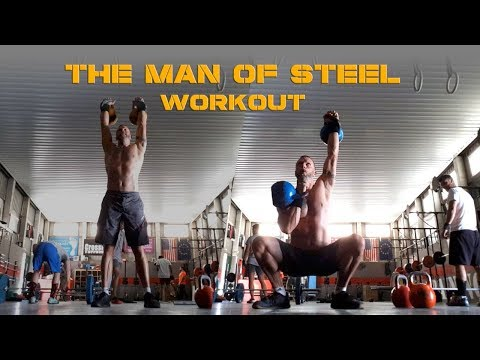 Most engrossing Kettlebell Energy Insist!—The Man of Steel Insist