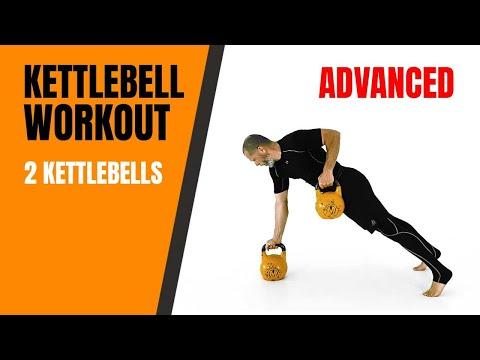 Developed Kettlebell Exercise For Energy WKV2