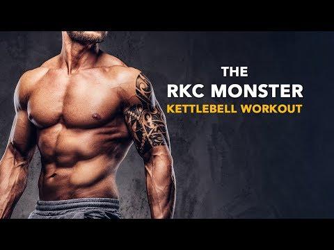 RKC Monster Kettlebell Workout