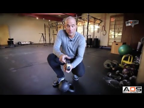 Minute of Energy #401 – the Kettlebell Buddy Progression tool