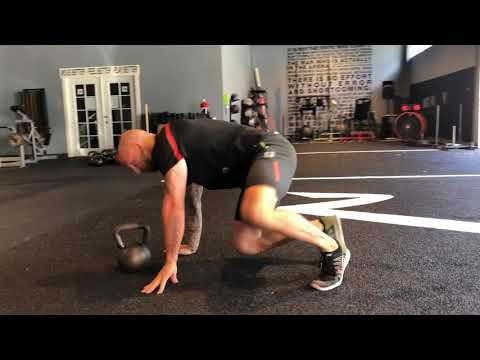 Progressed & Brutal Body weight and Kettlebell Circuit That Will Stage Up Your Health