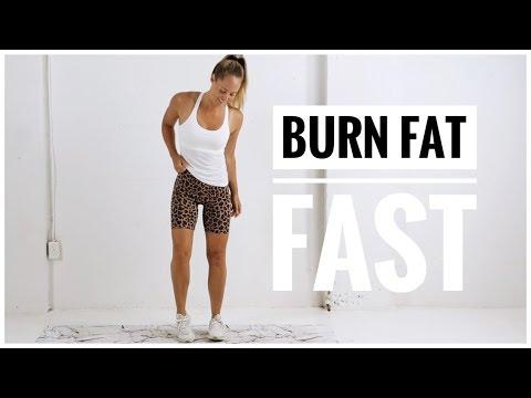 Corpulent Body FAT BURNING Workout // No Equipment HIIT Workout