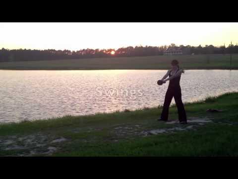 Fitness – Beginner Kettlebell Workout – Georgia