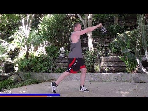 Kettlebell Workout – KB Excessive Depth Workout