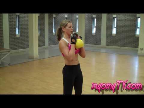Health – Kettlebell Summer season Leg Workout
