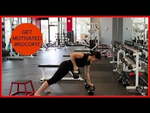 Kettlebell Workout – Procure Motivated
