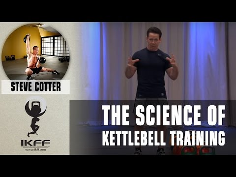 The Science of Kettlebell Coaching by Steve Cotter