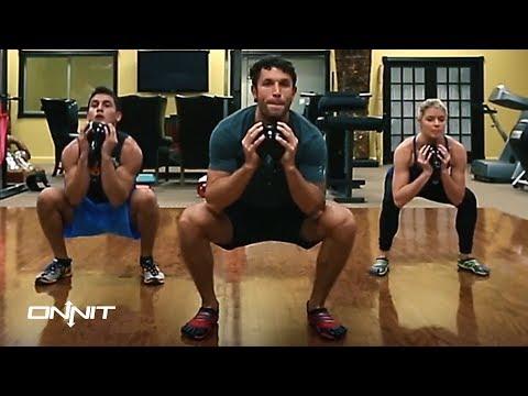 Vulgar Kettlebell Cardio HIIT Workout