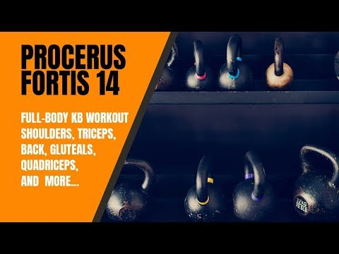 Procerus Fortis 14 Minute Supreme Kettlebell Teach