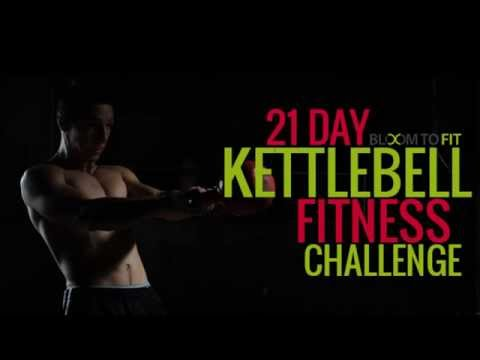 NEW CHALLENGE: 21 Day Kettlebell Fitness Dispute (Promo)